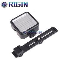 YONGNUO SYD-0808 64 LED Vedio Photo Light for DSLR Camera Film 5500K 480LM Adjustable Brightness ,Free Shipping+Drop Shipping