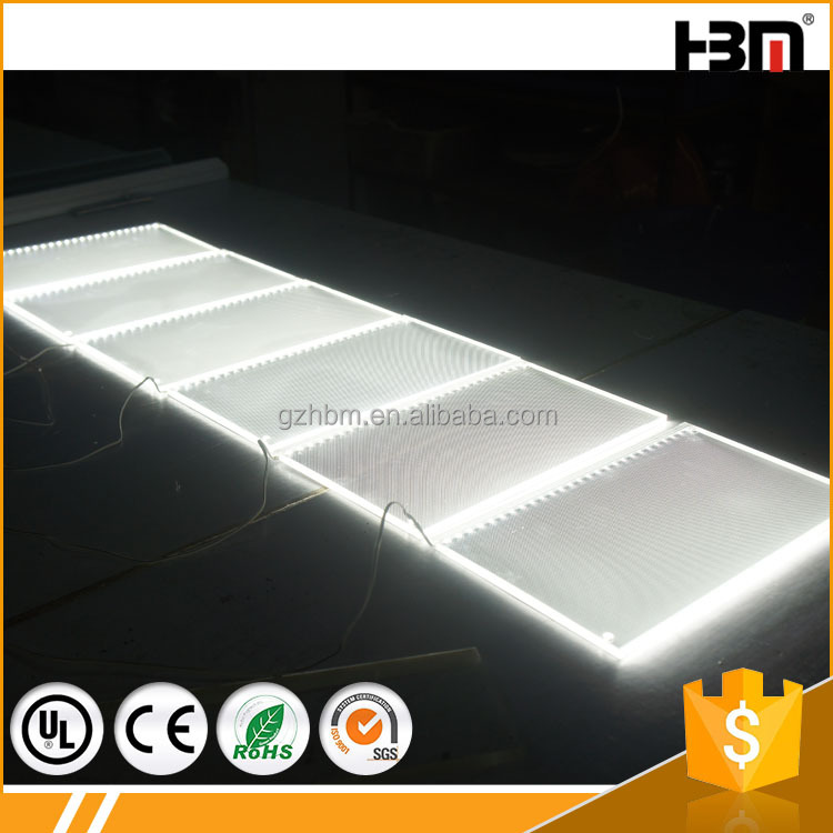 High Brightness Laser Dot Illuminated LED Light Guide Panel