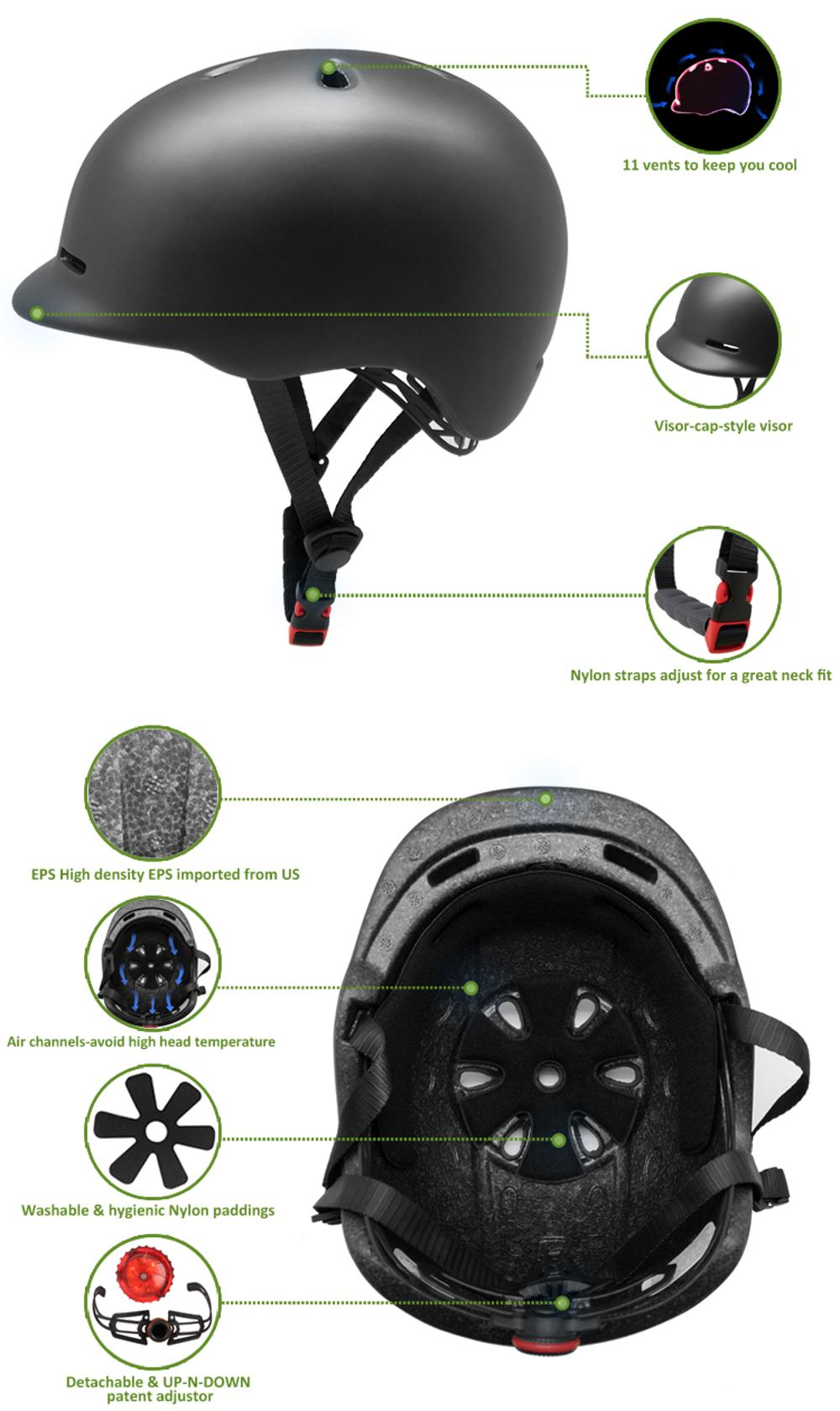 In-mold Helmet 3