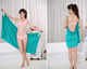 High quality soft bath towel skirt / Towel Wrap Dress / hotel bath dress