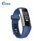 High Quality smart bracelet OLED screen sleep monitor anti lost vibrating alarm fitness tracker smart wristband
