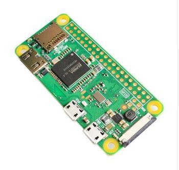 Latest Raspberry Pi Zero W Wireless Pi 0 With Wifi And Bluetooth 1ghz Cpu  512mb Ram Linux Os 1080p Hd Video Output - Buy Raspberry Pi Zero W,Linux Os