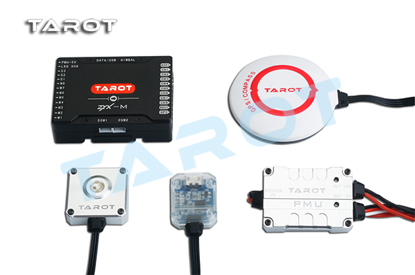 Tarot ZYX-M Multi-rotor Flight Controller   ZYX25