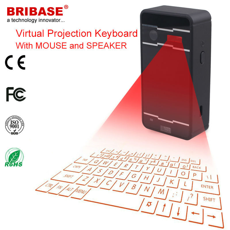 Bluetooth Infrared Virtual Laser Keyboard And Mouse For ...