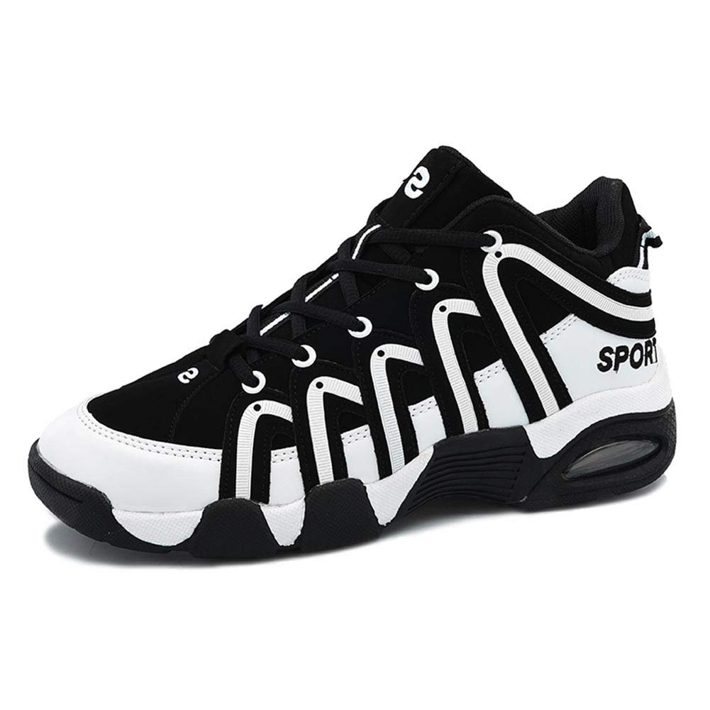 94bcdc8ee6e46 Get Quotations · Breathable Wearable Basketball Shoes Sports Shoes Sneakers  for Teen Boys