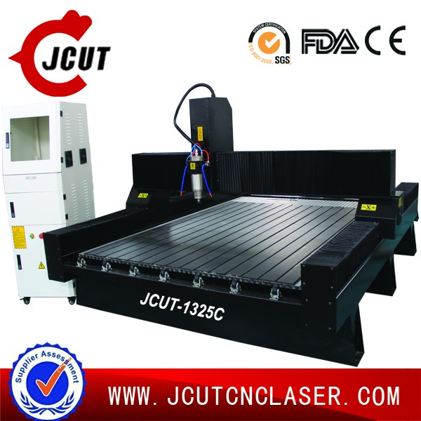 HIGH QUALITY JCUT-1325 used stone cutting machine for sale/porcelain tile cutting machine