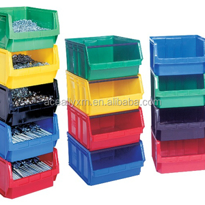 Shop Fitting Large Size Clear Plastic Bulk food Candy Bin For Retail Store