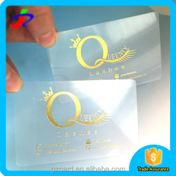 special shape paper business card printing