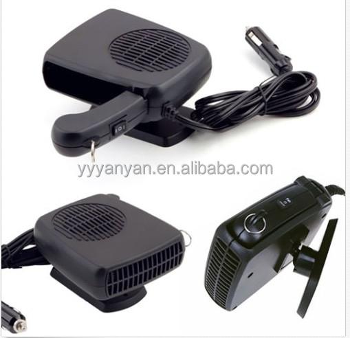 12 v ptc chauffe auto portable d givreur 12 volts de voiture chauffage lectrique voyage. Black Bedroom Furniture Sets. Home Design Ideas