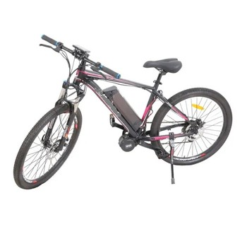 Manufacturer 26 Inch 36v 350w MID-Drive Motor Mountain Ebike with LCD Display Mid drive electric bike