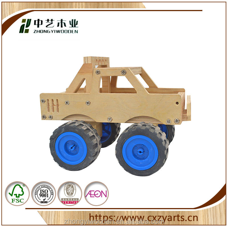 hot FSC&SA8000 DIY cheap kids DIY Educational Wooden Toy,Wooden DIY house, Wooden Doll House with factory price