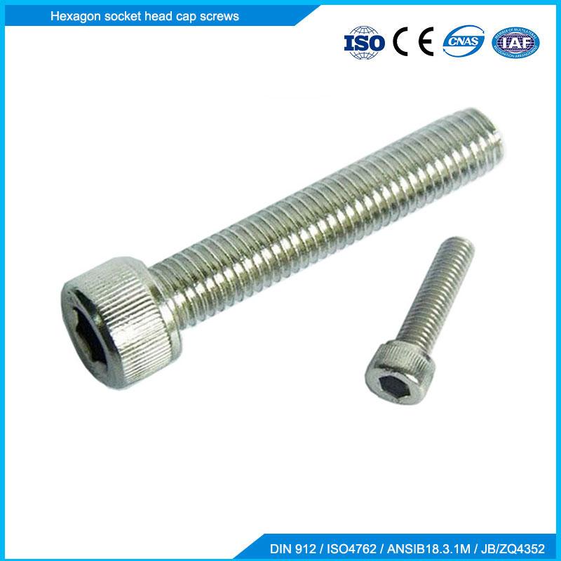 M8 8 mm Presa a vite a testa cilindrica in acciaio inox A4 BULLONI HEX Allen Chiave Testa Din 912