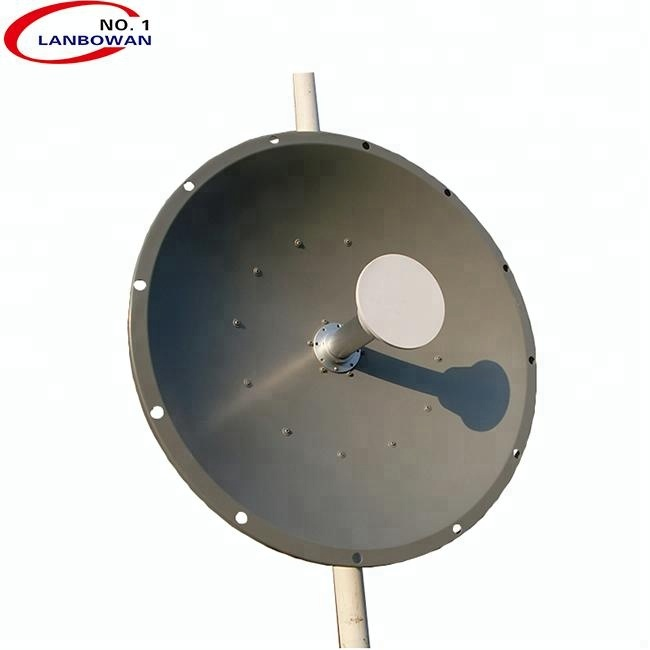 long range 5GHz 36dBi mimo Dish Antenna, base station antenna