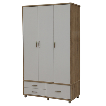Huinan Möbel Billig Neue Design 120 Cm, 3 Tür 3 Schubladen Melamin Schlafzimmer  Holz Sperrholz