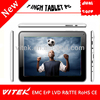 "New FOR 2014! 7"" MTK8377 DUAL SIM, support 3G&Bluetooth tablet notebook"