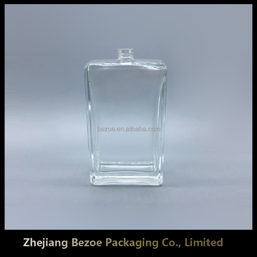 New cosmetic oud glass perfume bottle