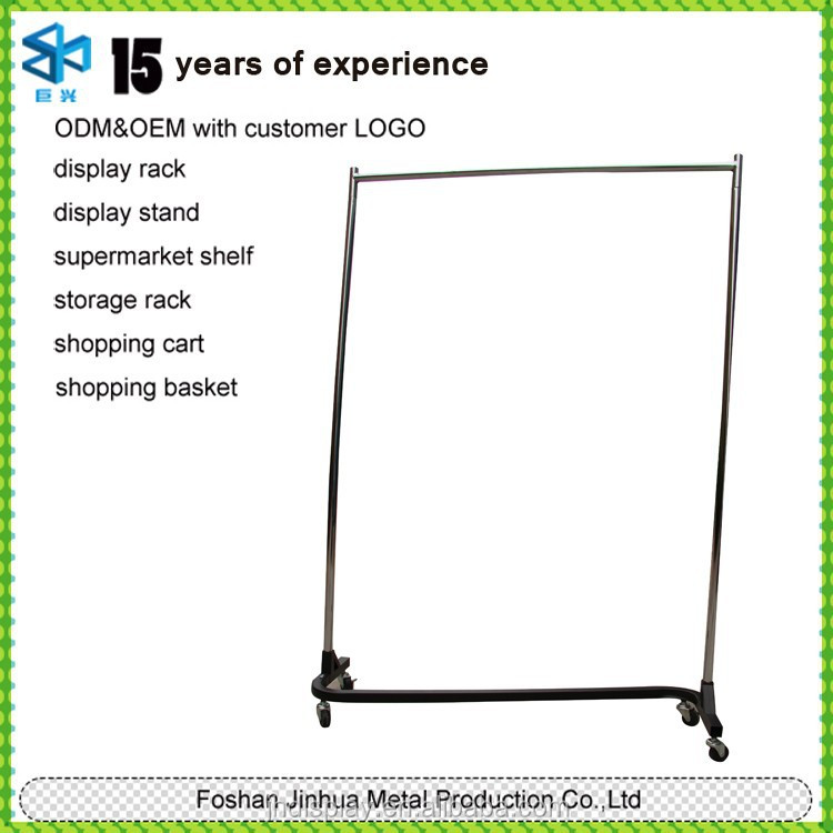 Boutique display rack clothing store boutique rack for racks for clothes bh/t-shirt display racking display stands