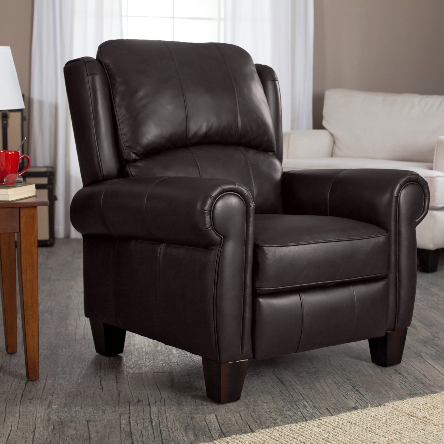 Office recliners Ultimate Buy Brown Leather Reclinerliving Room Furniturebarcalounger Office Chair Recliners Charleston Wingbackbuy Today In Cheap Price On Malibabacom Alibaba Buy Brown Leather Reclinerliving Room Furniturebarcalounger Office