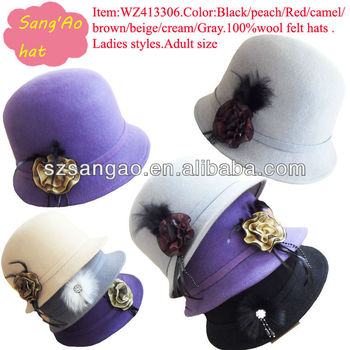 Wholesale Ladies New Designer Church Hat For Fashion - Buy New ... 2384cb68acc