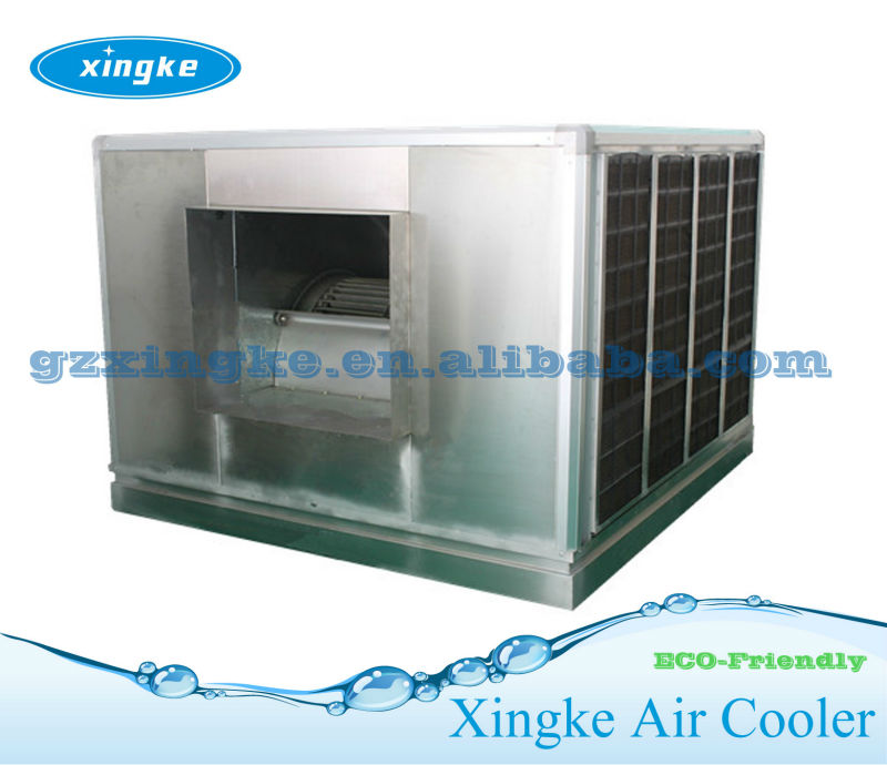 stainless steel air cooler / centrifugal air conditioner