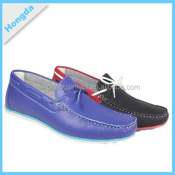 2015 popular deck boat shoe driving shoe