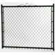 Favorable cheap price firm chain link fence garden gate