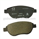 Original Front Brake Pad for 307 # 0 986 AB2 925, 0204206070