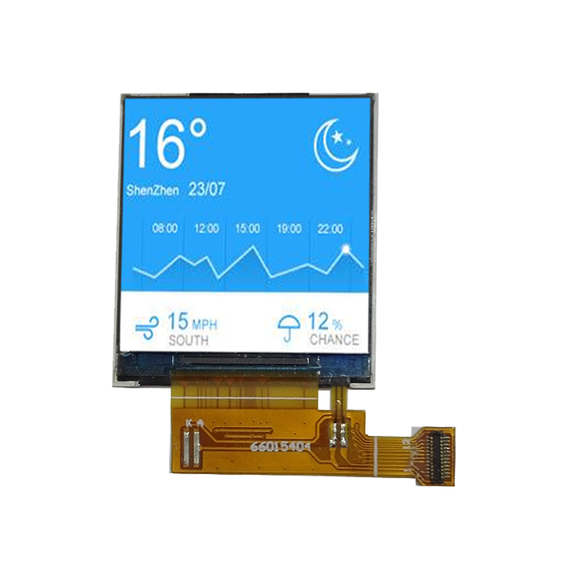 Smart watch 1.54 inch IPS tft <strong>lcd</strong> 240x240 with SPI interface