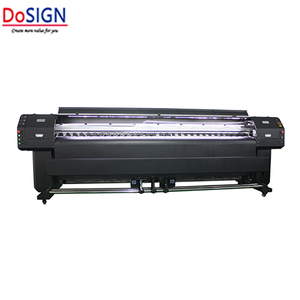 "3.2m 126"" large format indoor outdoor printing machine eco solvent printer with DX10 printhead"