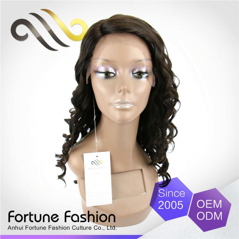 Custom-Made Promotional Price Hair Natural Braided Large African American Wigs For African Women