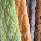 Factory direct supply raw or dyed rex rabbit fur scraps