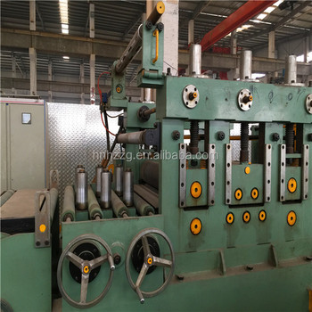 high precision automatic steel coil and plate cut to length line machine
