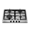 Stainless Steel 4 Italy Sabaf Burners Stove Top Gas Cooktop