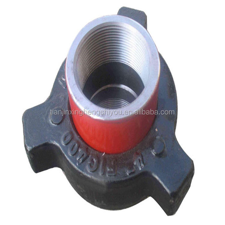 High pressure pipe fittings stainless steel fmc weco fig