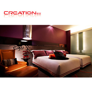 luxury hotel bedroom furniture supplier china for sale