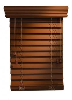 Best Price Waterproof Faux Wood Slat Blinds Pvc Venetian