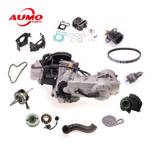 high performance 50cc 4 stroke scooter engine block for Piaggio 50 4T