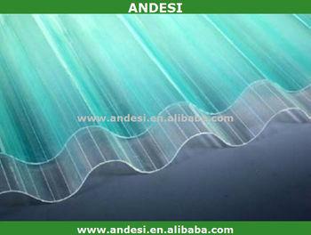 Translucent Corrugated Fiberglass Roofing Sheets