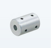 spline shaft coupling by unthreaded hole type