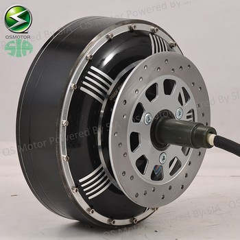 4000W 273 40H V3 BLDC Electric Car Hub Motor