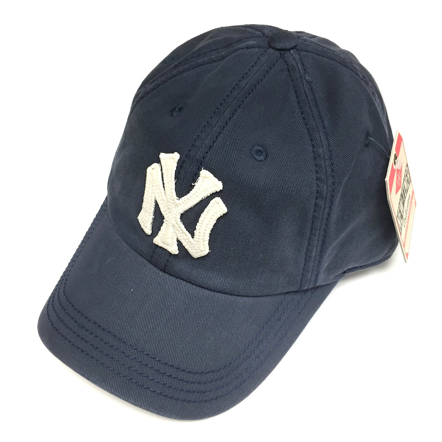 22caa86e75b44 Get Quotations · American Needle MLB New York Yankees New Timer Slouch Retro  Snapback Cap