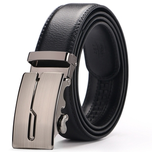 2017 New Fashion Wide US Polo Leather Belt