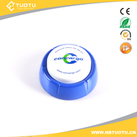 2016 pLastic round animal sounds button with custom color in international pantone code