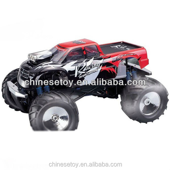 1:8 30CC Kyosho Giga Crusher SF 4WD Gas RC Monster Truck