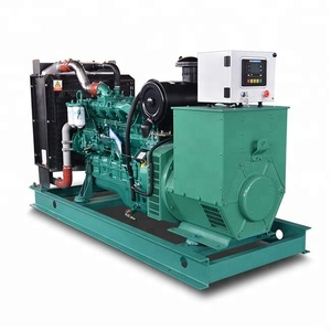 200KW 250KVA water powered diesel dynamo Yuchai generator