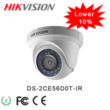 DS-2CE56D0T-IR security camera system hikvision HD 1080P IR Turret Camera IP66 2MP turbo tvi