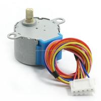 Nema17 10 42mm 25mm 5V 12V PM Permanent Magnetic DC Bipolar Stepper Motor For 3D Printer Laser Marking Machine Paper Feeder