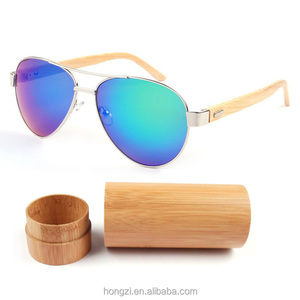 Hand Made Men Bamboo Sunglasses Outside Sunglass Women men Brand Designer Wood Glasses High Quality Unisex Oculo De Sol