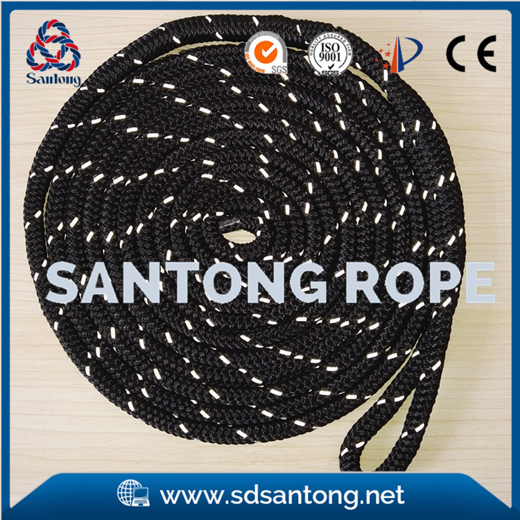 16mm Double braided polyester rope