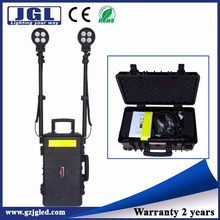 80w led remote area lighting system, fire fighting emergency light